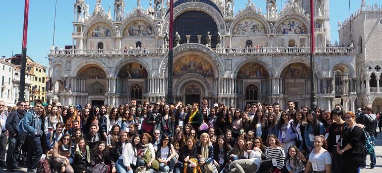 First day - Erasmusplus - Venice