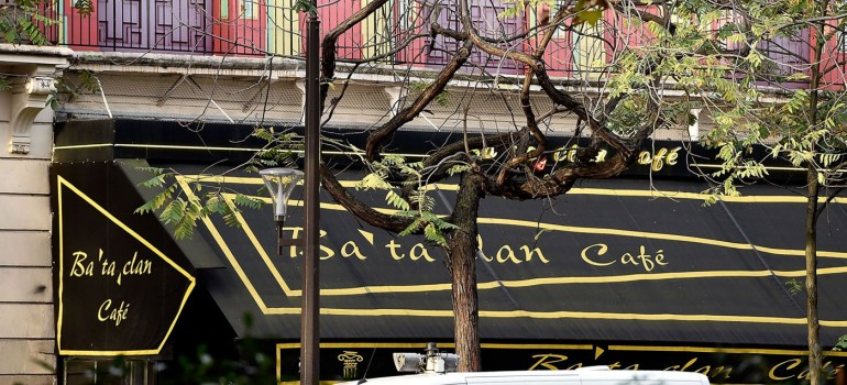 Atentado en París del 13 de noviembre de 2015