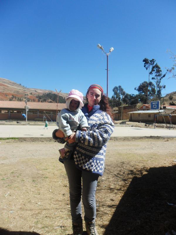 Missione in Bolivia, pensieri.