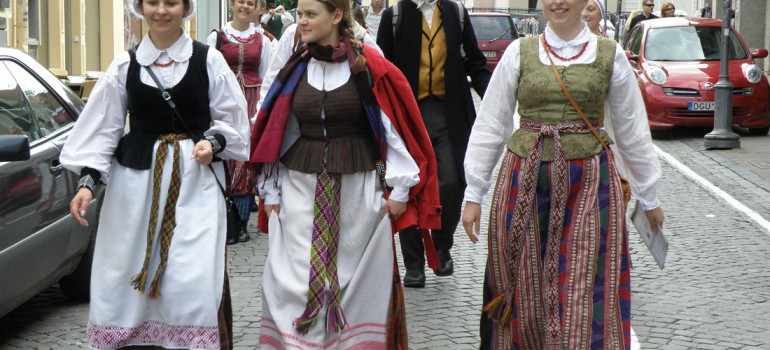 Ma che ci andate a fare a Vilnius?