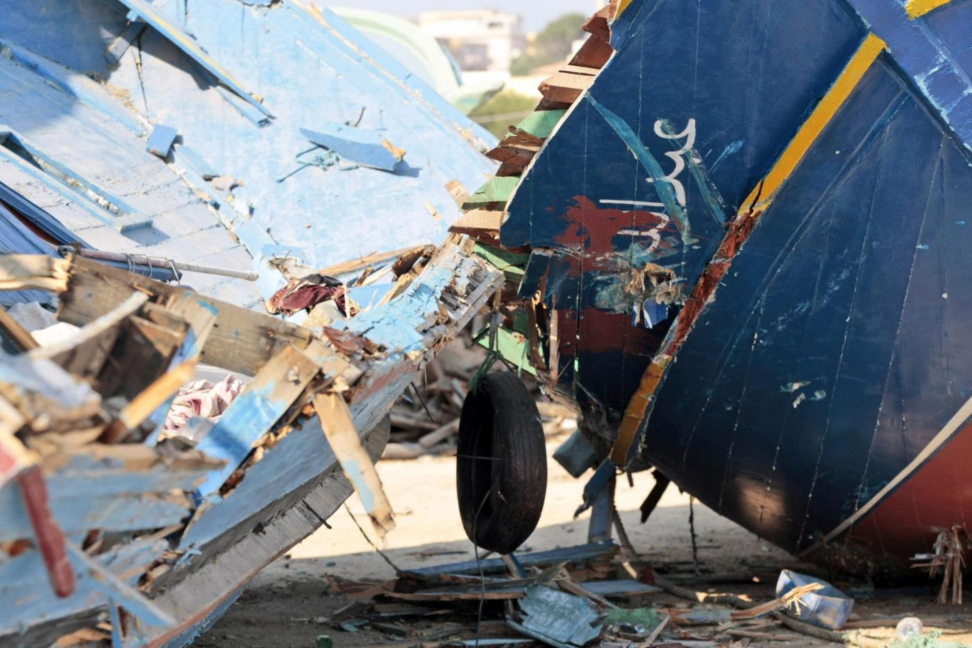 Lampedusa, la terra promessa
