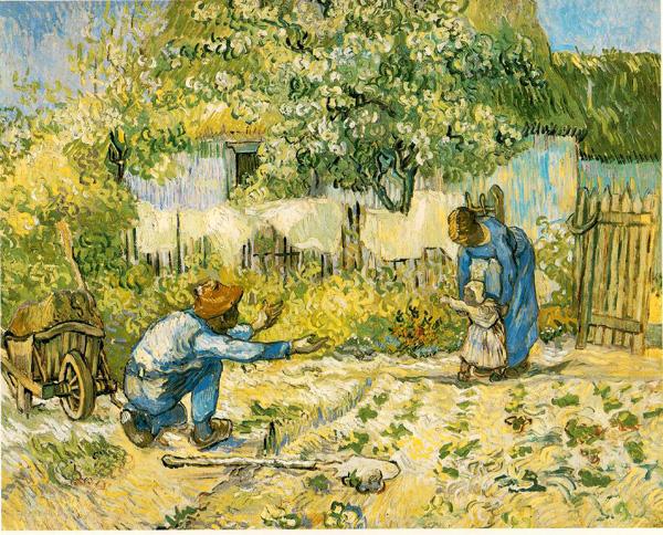 Van Gogh, Primi Passi
