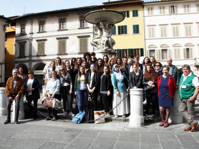 Incontri con l'Auser in Toscana