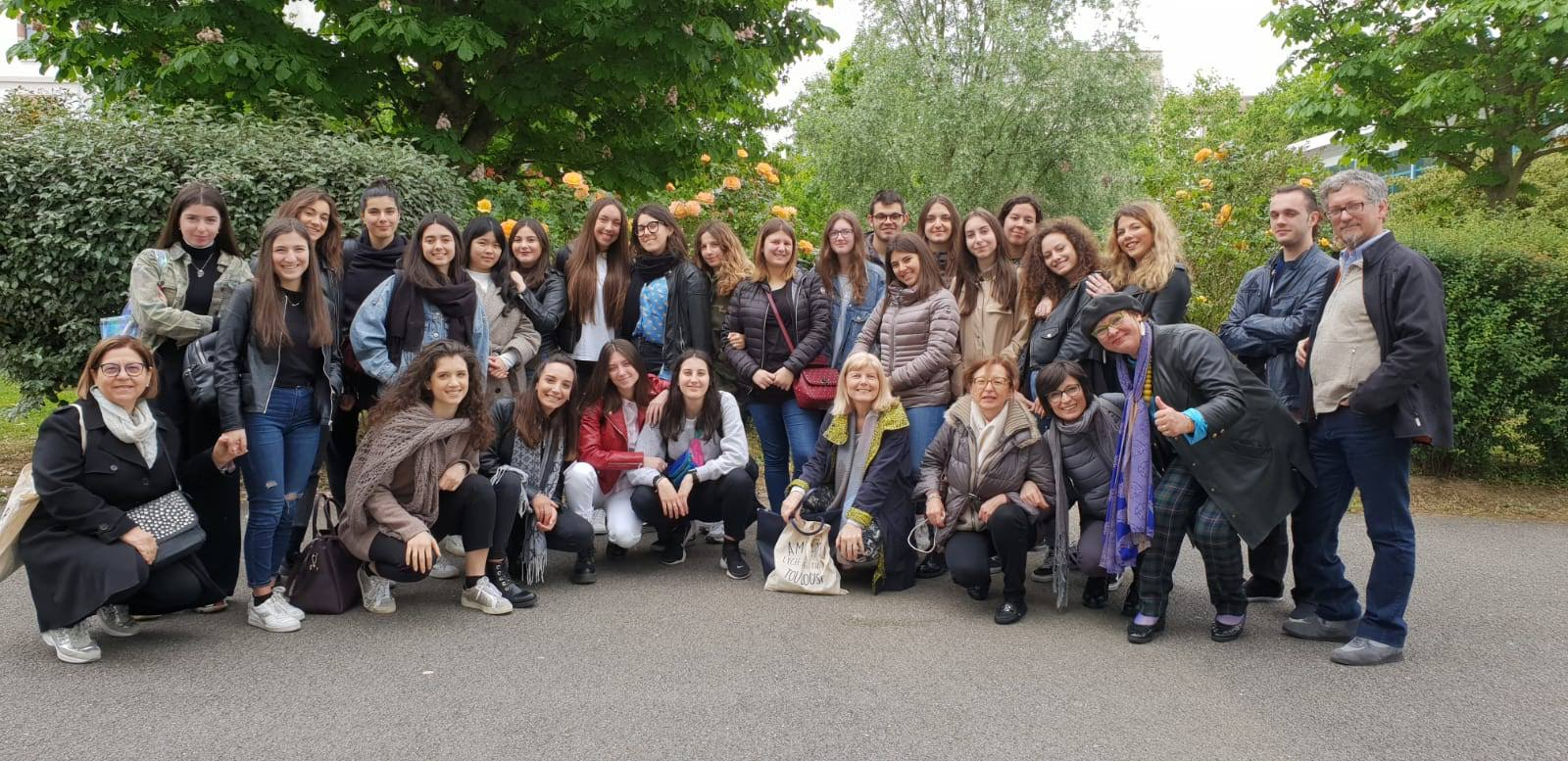 ErasmusPlus: toccare con mano un'esperienza